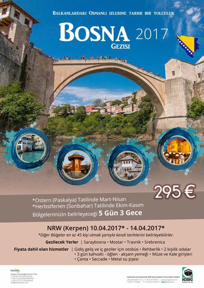 Bosna Gezisi